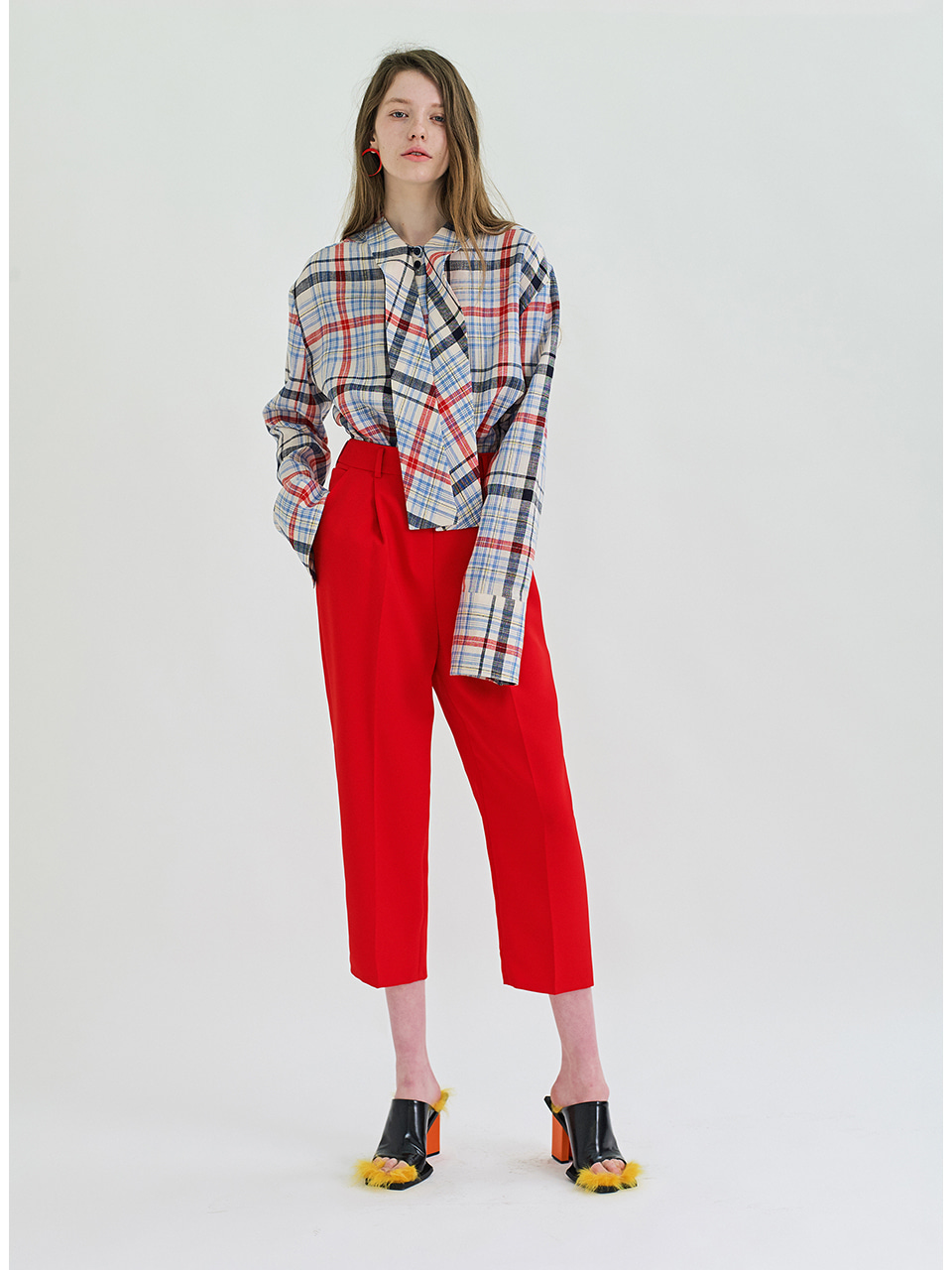 SIGNATURE PANTS- RED