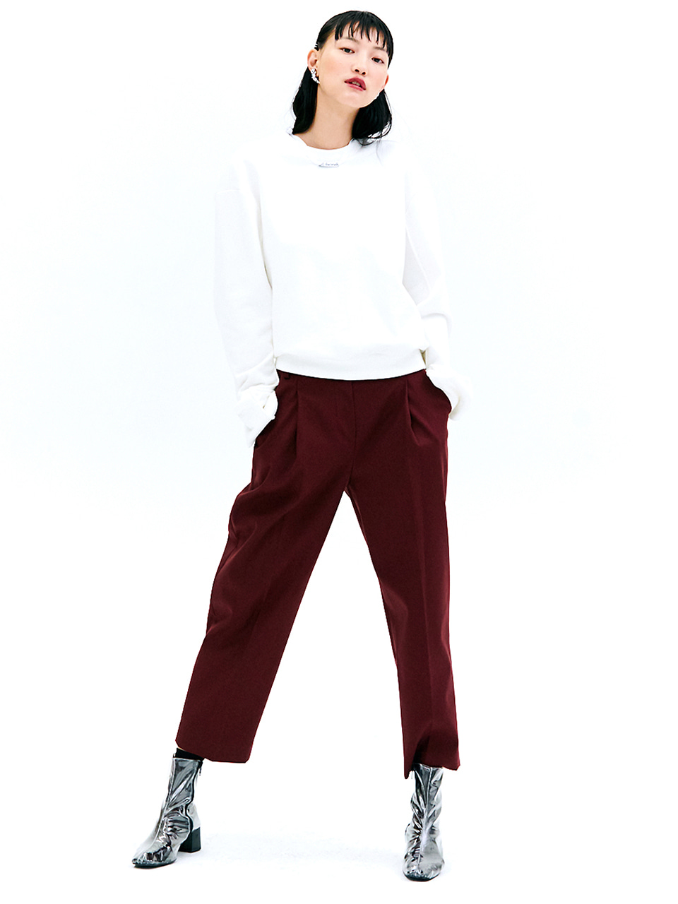 SIGNATURE PANTS - WINE